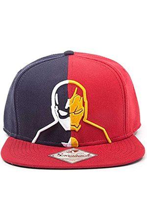 Meroncourt Unisex Captain America Vs Iron Man Snapback Baseball Cap