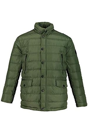 JP 1880 Men's Big & Tall Quilted Jacket Forest XXX-Large 723366 49-3XL