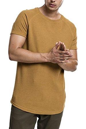 Urban classics Men's Thermal Slub Raglan Tee T-Shirt