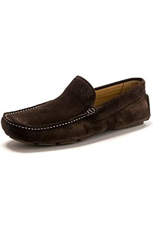 GANT FOOTWEAR Men's Austin Mocassins, (Dark G46)