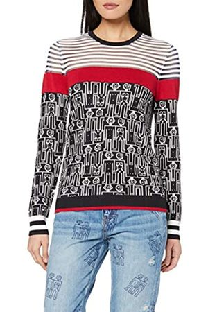 Desigual Women's Pullover Los Angeles Sweater