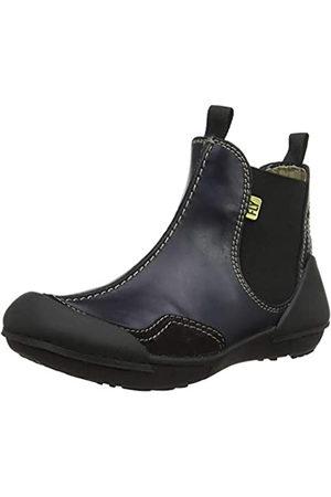 Fly London Boys' Flag K Classic Boots, ( /Navy 010)