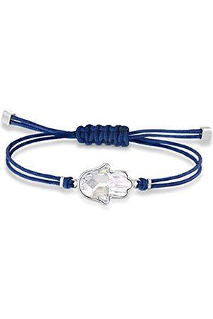 Swarovski Women's Stainless steel Power Collection Hamsa Hand Bracelet 5523154