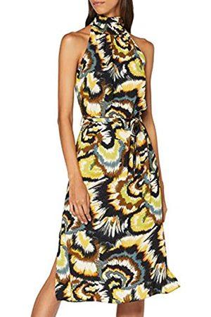 Dorothy Perkins Women's Sally Swil Hltr Midi Party Dress
