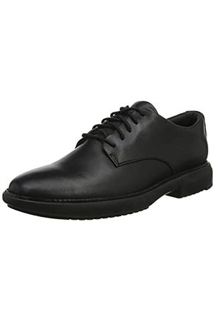 FitFlop Men's Damon Oxford-Leather Loafers, ( 001)