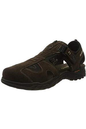 Dockers by Gerli Men's 36li013-200320 Closed Toe Sandals, (Cafe 320)