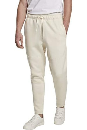 Urban classics Men's Cut and Sew Sweatpants Sports Trousers