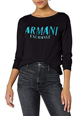 Armani Women's Gummy Sharks Logo Jumper