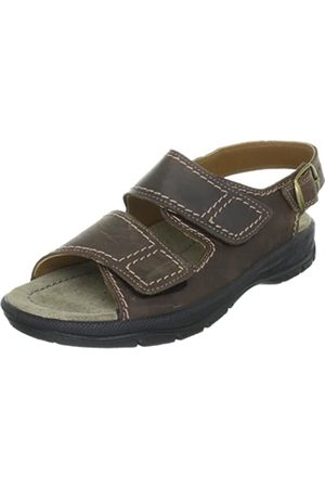 Jomos Men's Activa Open Toe Sandals, (Capucino)