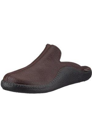 Romika Mens Mokasso 202 G Slippers, - Braun/mokka