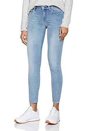 7 For All Mankind Seven for all Mankind International SAGL Women's The Skinny Crop Jeanss, (Bail Mirage 0rk)