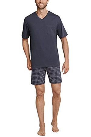 Schiesser Men's Schlafanzug Kurz (V-Ausschnitt)' Pyjama Sets