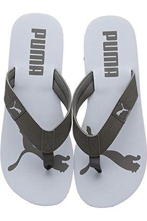 Puma Unisex Adults Cozy Flip Beach & Pool Shoes, Dawn-Castlerock