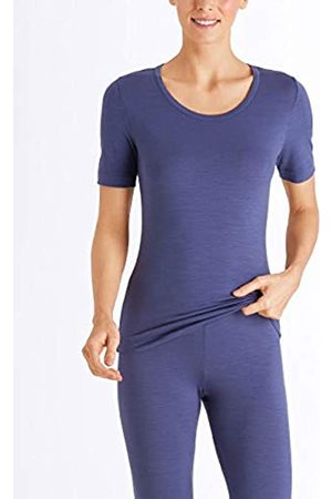 Hanro Women's Hanna Shirt 1/2 Arm Thermal Top