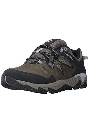 Merrell Women All Out Blaze 2 Trail Running Shoes, (Dark Olive)