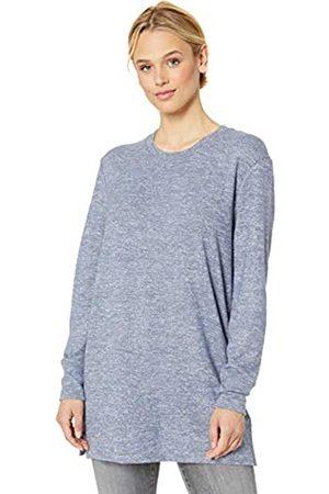 Daily Ritual Cozy Knit Side-Vent Tunic Shirt
