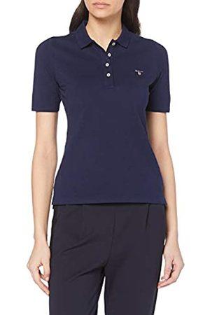 GANT Women's The Original Pique Lss Polo Shirt