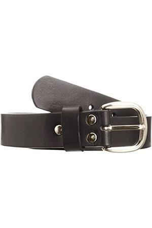 Playshoes Boys' Leder-Gürtel 25 mm Breite Belt