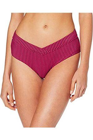 Seafolly Women's Go Overboard Retro 'v' Front Bikini Bottoms