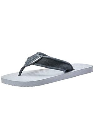 Havaianas Men's Urban Basic II Flip Flops, (Ice /New Graphite 7729)