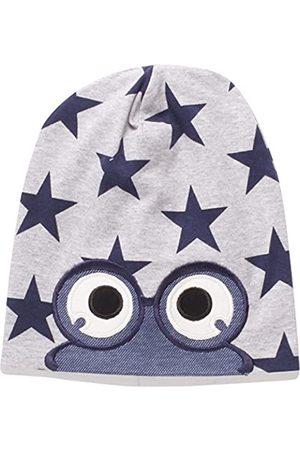 Green Cotton Star peep Beanie Scarf, Hat & Glove Set