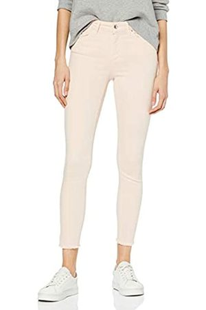 Only Women's ONLBLUSH MID SK ANK RAW Colour JEA NOOS Jeans