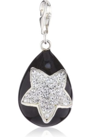 Pasionista Unisex Pendant with Cubic Zirconia/ /Star 925 Sterling 607672