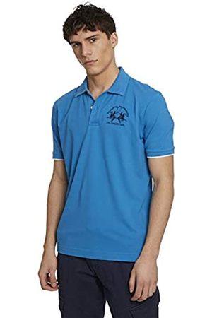 La Martina Men's Pmp001 Polo Shirt