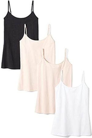 Amazon 4-Pack Camisole Cami Shirt, / /