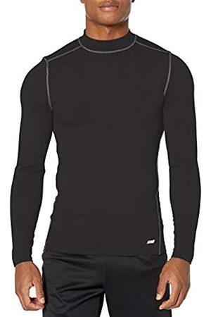 Amazon Essentials Control Tech Thermal Long-sleeve Mock Shirt