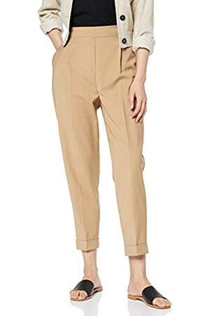 Tommy Hilfiger Women's Th Essential Flex Pleated Pullon Trouser