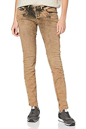 Street One Women's 372805 Crissi Casual Fit Slim Jeans