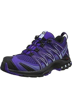 Salomon Women's XA Pro 3D W, Trail Running Shoes, Deep /Parachute /
