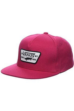 Vans Men's Full Patch Snapback Baseball Cap