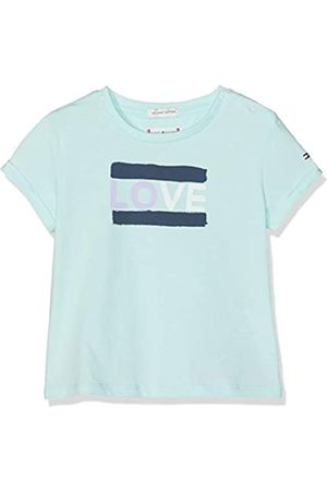 Tommy Hilfiger Baby Girls' Painted Love Tee S/s T-Shirt