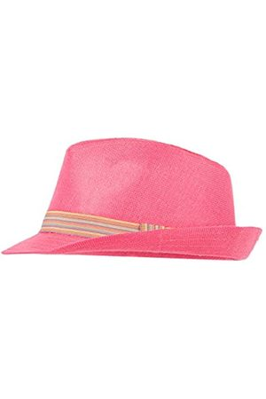 maximo Girl's Trilbyhut mit Dekoband Hat