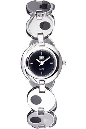 CLIPS Women's Quartz Watch 553-2007-48 with Metal Strap