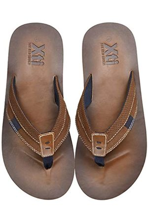 Leatherman Men's 49675 Flip Flops, (Marron Marron)