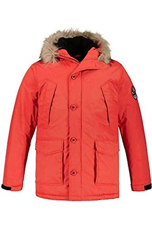 JP 1880 Men's Big & Tall Parka Salsa XXXXX-Large 723365 64-5XL