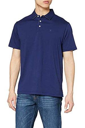 Hackett Hackett Men's Stripe Swim Trim Polo Shirt
