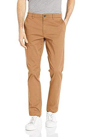 Goodthreads Men's Standard Skinny-Fit Washed Chino, British Khaki