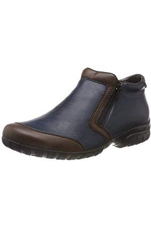 Rieker Women's L4659 Ankle Boots, (Teak/Navy 25)