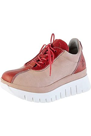 Fly London Women's BESI203FLY Trainers, ( /Nude 004)