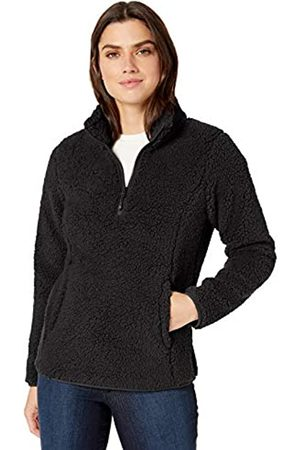 Amazon Essentials Polar Fleece Lined Sherpa Quarter-zip Jacket