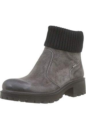 Igi&Co Women's Donna Gore-tex-41710 Ankle Boots, (Grigio Scuro 4171022)