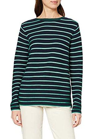CECIL Women's Stripe Mix Pullover Sweater