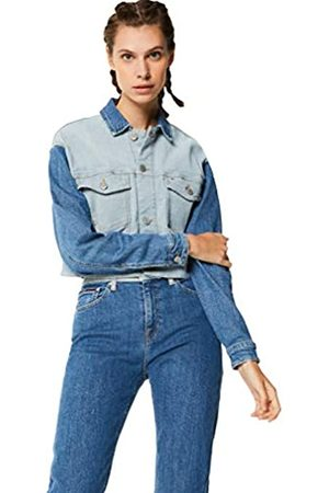 Tommy Hilfiger Women's Tjw Cropped Trucker Jacket