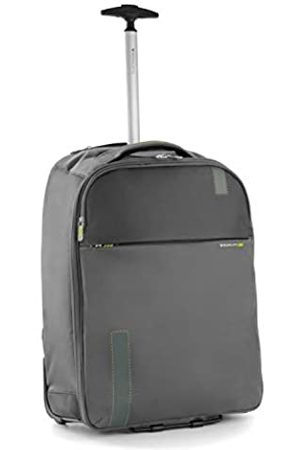 Roncato Medium Cabin Backpack Trolley 2 Wheels Soft Shell Speed - Hand Luggage cm 55x40x20 Capacity 39 L, Lightweight, Internal Organizer, Approved for Ryanair Easyjet