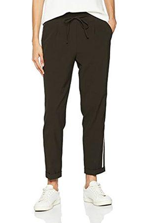 Opus Women's Melosa Pin Trouser, (Oliv 3033)