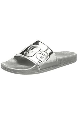 Superga Unisex Adults' Slides Metallic Loafers, ( S031)